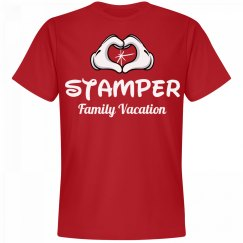 Matching Stamper Family Vacation