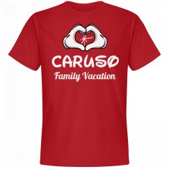 Matching Caruso Family Vacation