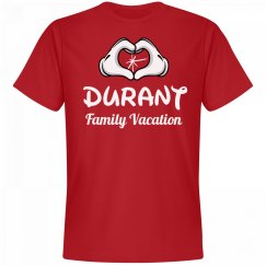 Matching Durant Family Vacation