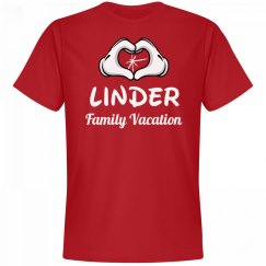 Matching Linder Family Vacation