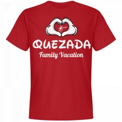 Matching Quezada Family Vacation