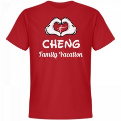 Matching Cheng Family Vacation