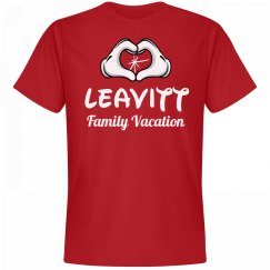 Matching Leavitt Family Vacation