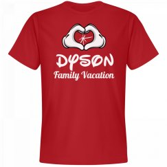Matching Dyson Family Vacation