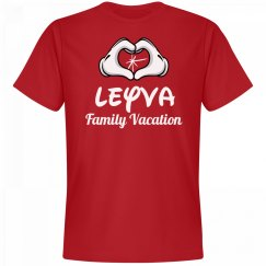 Matching Leyva Family Vacation