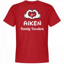 Matching Aiken Family Vacation