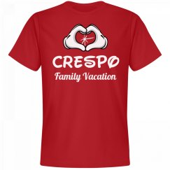 Matching Crespo Family Vacation