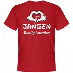 Matching Jansen Family Vacation