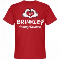 Matching Brinkley Family Vacation