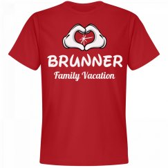 Matching Brunner Family Vacation