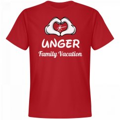 Matching Unger Family Vacation