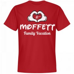 Matching Moffett Family Vacation