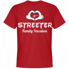 Matching Streeter Family Vacation