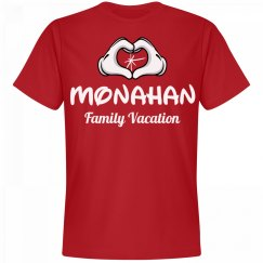 Matching Monahan Family Vacation