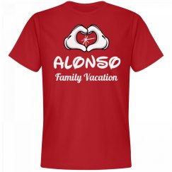 Matching Alonso Family Vacation