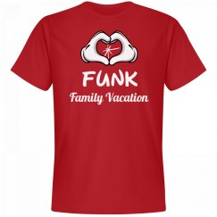 Matching Funk Family Vacation