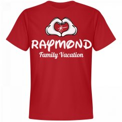 Matching Raymond Family Vacation