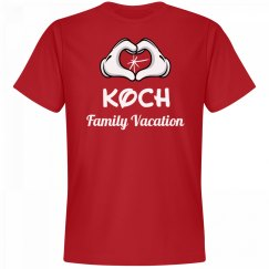 Matching Koch Family Vacation