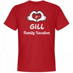 Matching Gill Family Vacation