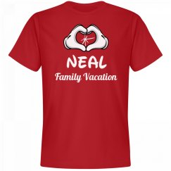 Matching Neal Family Vacation