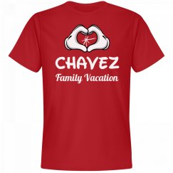 Matching Chavez Family Vacation