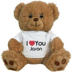 I Heart You Jason Love