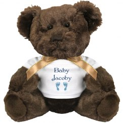 Baby Boy Bear for Jacoby