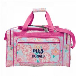 Mrs. Donald Honeymoon Gift