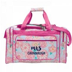Mrs. Cavanaugh Honeymoon Gift