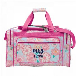 Mrs. Leyva Honeymoon Gift