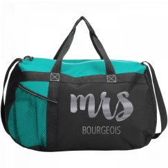 Mrs. Bourgeois Bride Gift