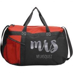 Mrs. Velasquez Bride Gift