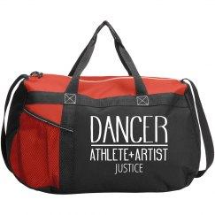Dancer Athlete Artist Justice