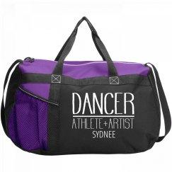 Dancer Athlete Artist Sydnee