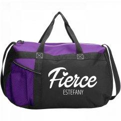 Fierce Cheerleader Estefany