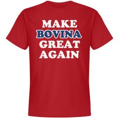 Make Bovina Great Again