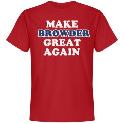 Make Browder Great Again