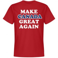 Make Canada Great Again
