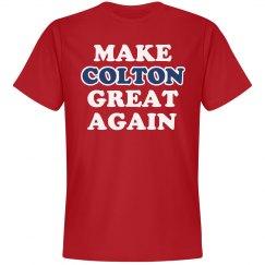 Make Colton Great Again