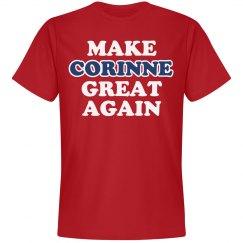 Make Corinne Great Again
