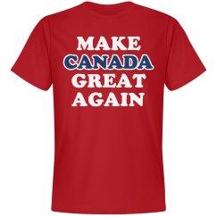 Make Canada Great Again