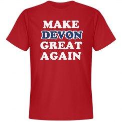 Make Devon Great Again