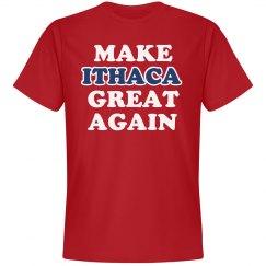Make Ithaca Great Again