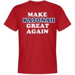 Make Katonah Great Again