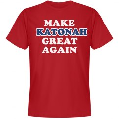 Make Katonah Great Again