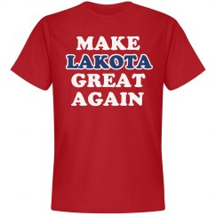 Make Lakota Great Again