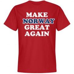 Make Norway Great Again