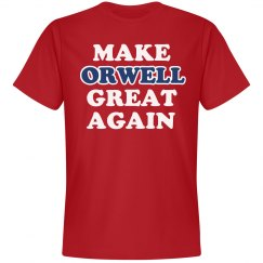 Make Orwell Great Again