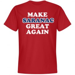 Make Saranac Great Again