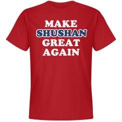Make Shushan Great Again